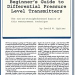 Beginner's Guide to Differential Pressure Level Transmitters